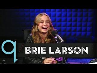 Brie Larson says Room broke her in half