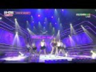 [Live HD 720p] 150610 ANDA(안다) - Touch(터치) @ Show Champion