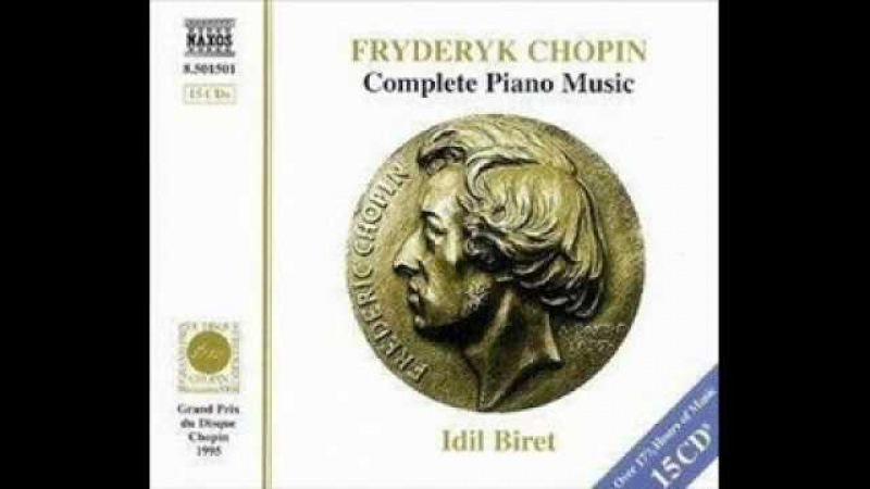 Chopin - Complete Mazurkas (Idil Biret)