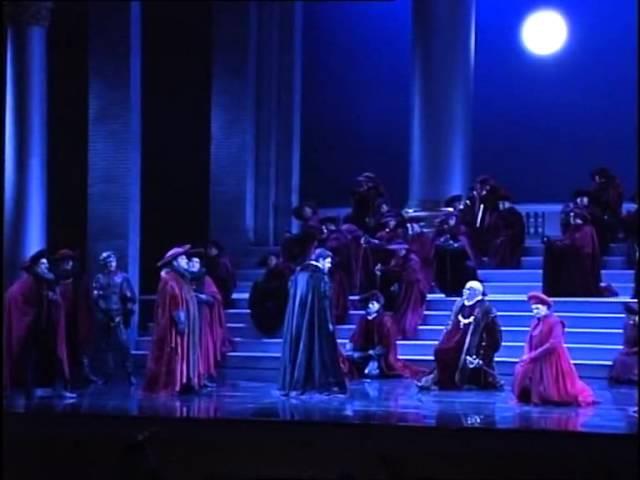 Giuseppe Verdi, Ernani (Amarilli Nizza as Elvira). Part 1