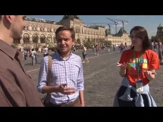 Слепоглухие на Красной площади. На жестовом языке с субтитрами