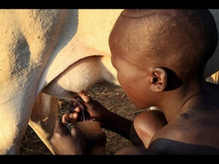Tribe Mursi  breast milk of Cow - Secret and Isolated life Hidden Documentary