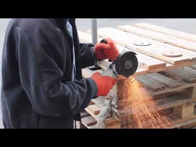 Обзор и Сравнение отрезных дисков Kronenflex Triton Bosch Карпаты ЗАК Norton Ring Ataman