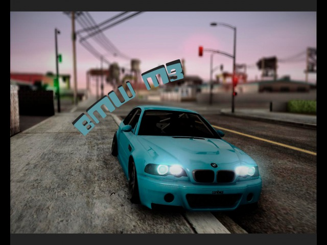 BMW M3 Drift KaTKa R L C ToP GT iWex GT