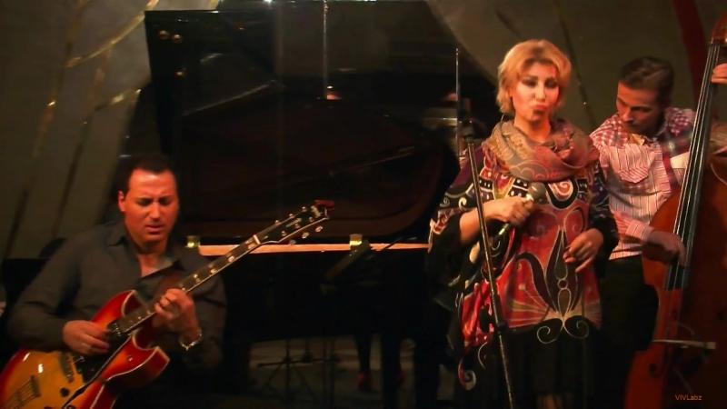 Vesna Jazz Band Галина Клокарь - Autumn Leaves (J.KosmaJ.Mercer)
