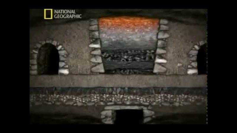 National Geographic Самурайский меч Катана