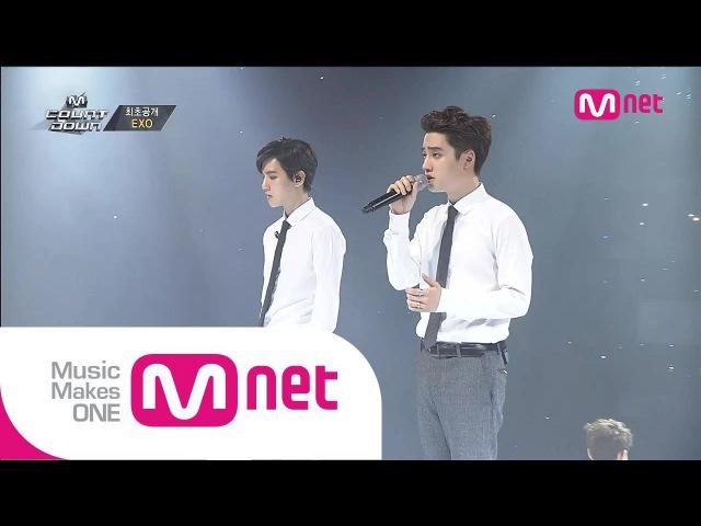 Mnet [엠카운트다운] 엑소(EXO) - 월광(Moonlight) 중독(Overdose) @M COUNTDOWN 2014.06.05