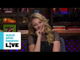 Are Chloe Grace Moretz and Brooklyn Beckham an Item? - WWHL
