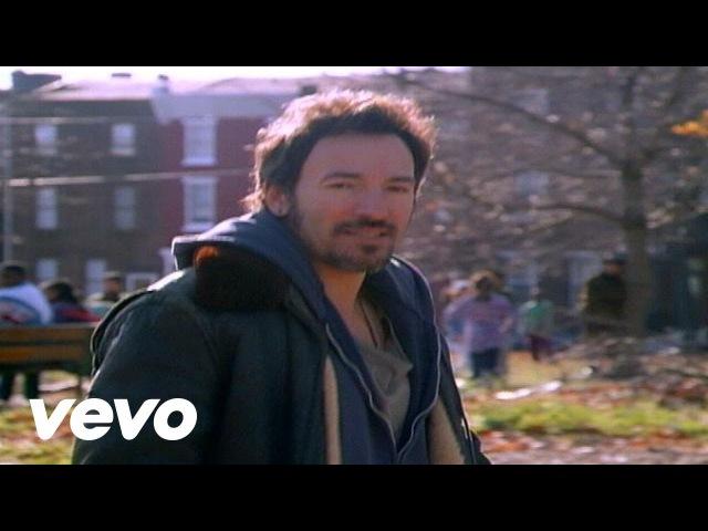 Bruce Springsteen Streets of Philadelphia Official Music Video