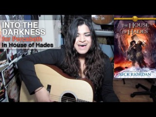 """Original """"Into the Darkness"""" for Percabeth in House of Hades (Rick Riordan)"""
