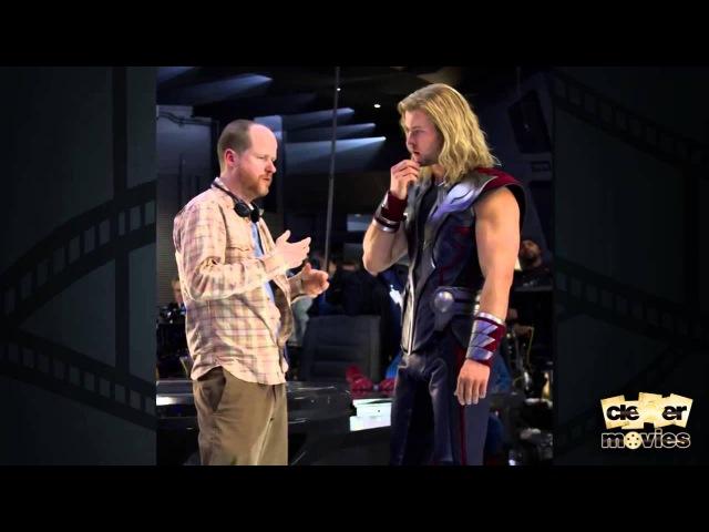 Джосс Уидон намекает на роль Локи в «Мстителях 2»