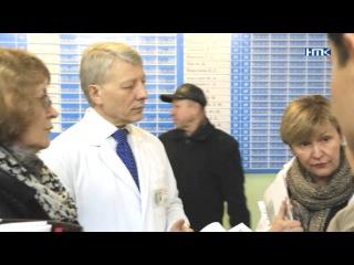 Наро Фоминский  район с рабочим визитом  посетила Ольга Забралова  зампред правительства Московской