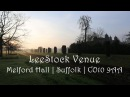 Melford Hall in Suffolk the venue for LeeStock Music Festival