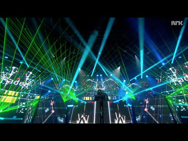 Alan Walker Sing Me To Sleep Faded Live VG Lista 2016