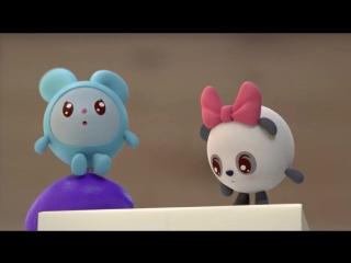 Малышарики - Шмяк (20 серия) Развивающий, обучающий мультик для малышей.