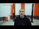 Монтаж установка двухстоечного подъемника для автосервиса STORM 6140 АЗБУКА АВТОСЕРВИСА Ульяновск