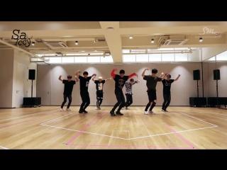Четкие Связки для танца мужские NCT 127 - LOTTO (EXO) DANCE