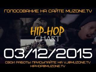 HIP-HOP CHART на MUZZONE, 03/12/2015