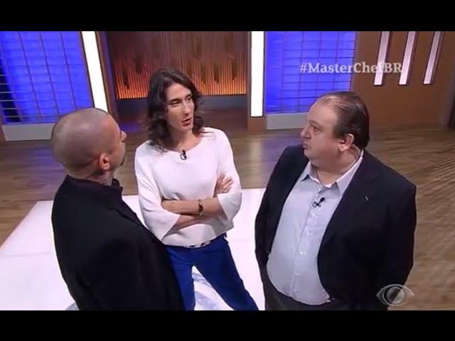Melhores Momentos Paola Carosella S01E03