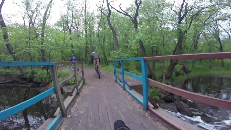 Трикраты 25 04 2016 На съемках bicycle club
