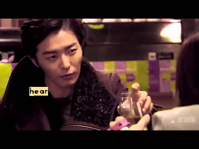 FanMade] Jung In (Kim Jae Wook) Moo Kyul (Jang Geun Suk) Marry Stayed Out All Night