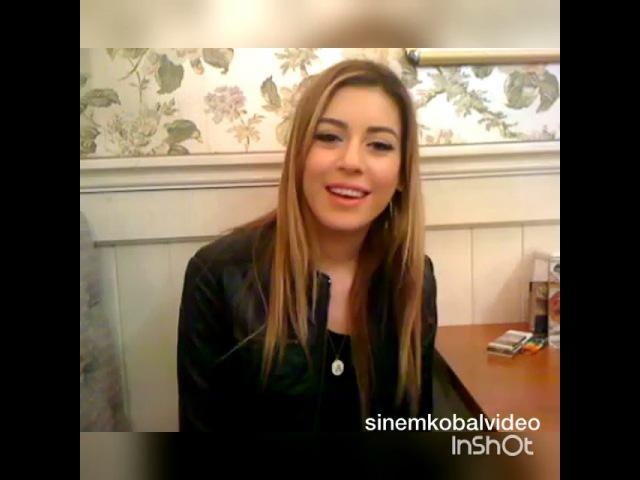 "Sinemkobalvideo on Instagram ""Eski video Sayfamla alakasızdır 😗 sinemkobal @sinemkobal @nuraymehmetkobal"""