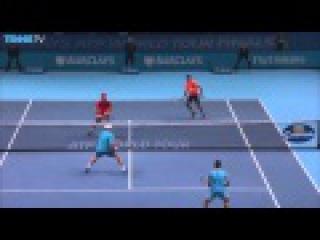 2015 Barclays ATP World Tour Finals - Rojer and Tecau