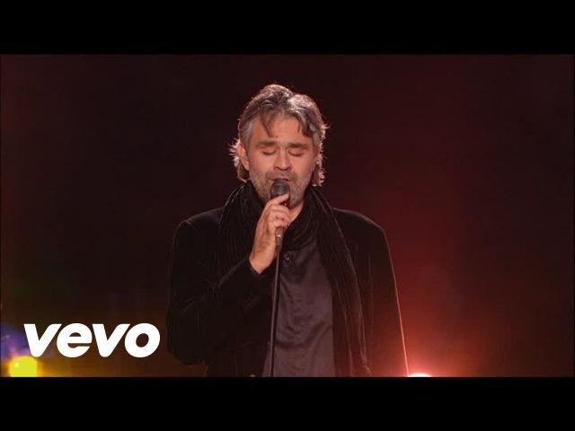 Andrea Bocelli Momentos Live From Lake Las Vegas Resort USA 2006