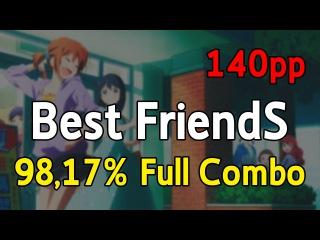 Fujijo Seitokai Shikkou-bu - Best FriendS Insane