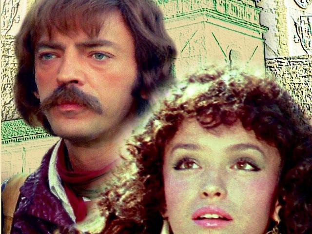 Дон Сезар де Базан 1 серия (советский фильм музыкальная комедия 1989 год)