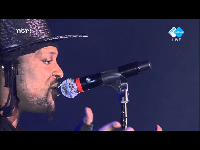 D'Angelo The Vanguard Really Love Live at North Sea Jazz Festival 2015