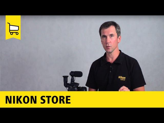 Nikon Store Обзор аксессуаров 16