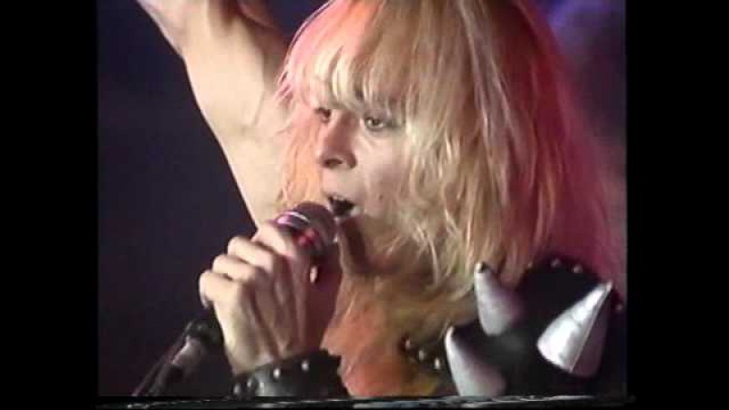 Thor - Let the Blood Run Red (live Camden Palace '84)