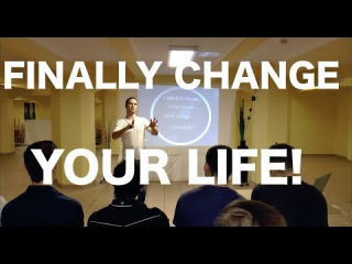 How to Finally Bring Change! Max Reveals A Surprisingly Simple Method For Becoming the Ultimate Man