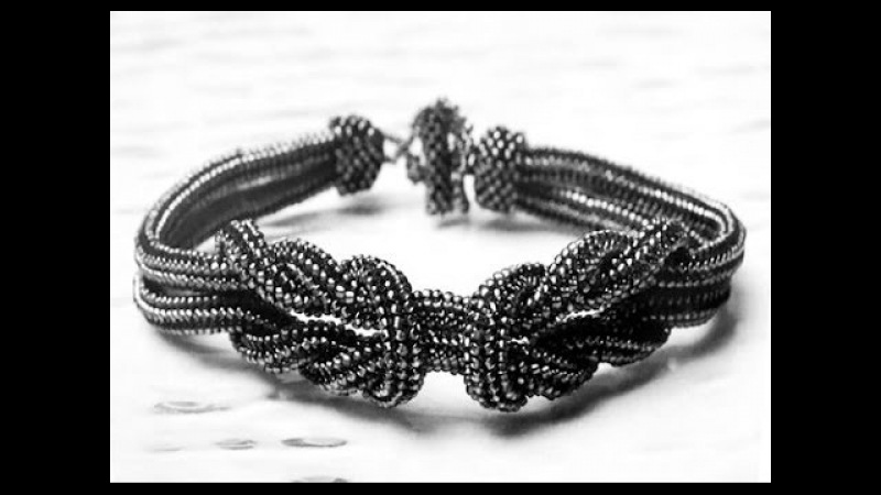 Project Tutorial Forever Tango Bracelet