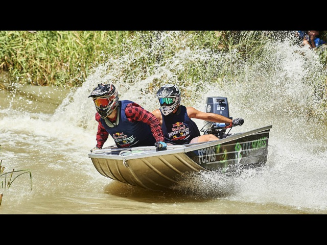 This Might Be The Wildest Boat Race On Earth | Red Bull Dinghy Derby 2016