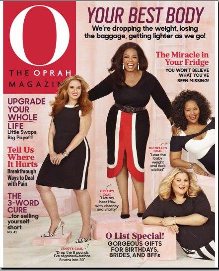 O The Oprah Magazine USA April 2016
