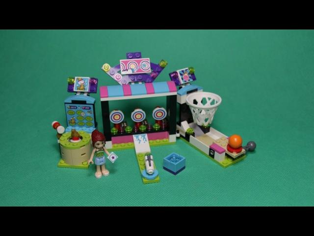 LEGO FRIENDS AMUSEMENT PARK ARCADE 41127 ЛЕГО ФРЕНДС ПАРК РАЗВЛЕЧЕНИЙ ИГРОВЫЕ АВТОМАТЫ