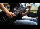 Electric Six - Danger!High Voltage Bass cover
