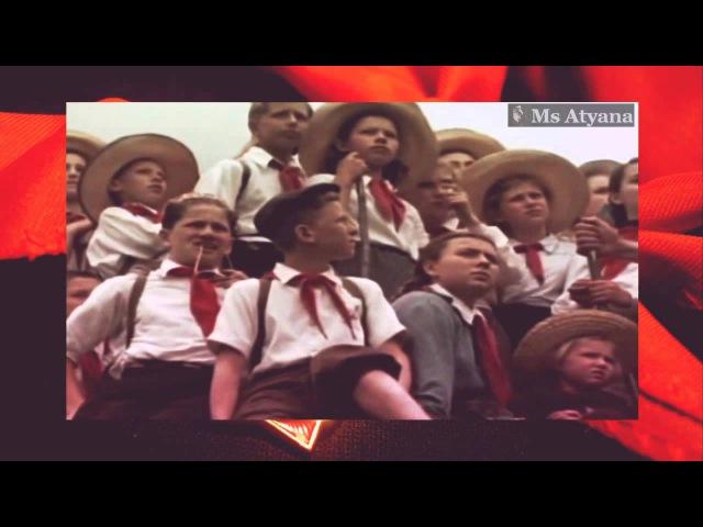 Ретро - Песни советского детства - Наш край Чибис (клип)