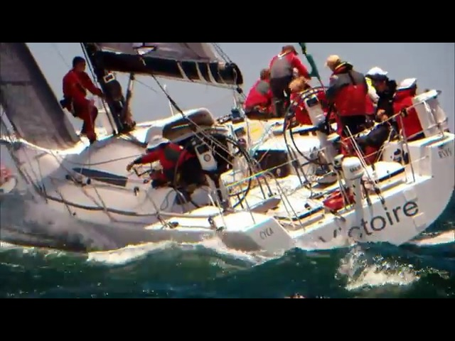 World on Water Dec 06 15 Sailing News TV Hobart Wild Oats Oracle IDEC more