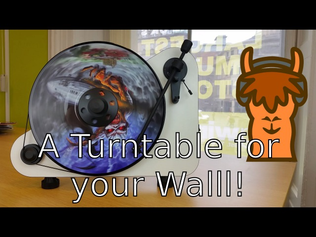 Unboxing the Pro-Ject VTE Vertical Turntable