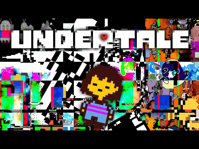 Corrupting Destroying Undertale Part 2 What Is Happening EPILEPSY WARNING
