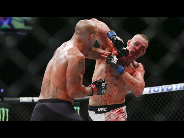MMA ● The best kind of sprot