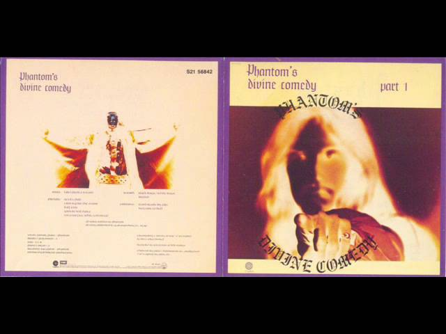 Phantom's Divine Comedy Part 1 1974 FULL Hard Rock Psychedelic Rock