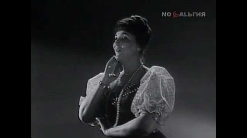 Olga Voronets Поёт и рассказывает Ольга Воронец 1972