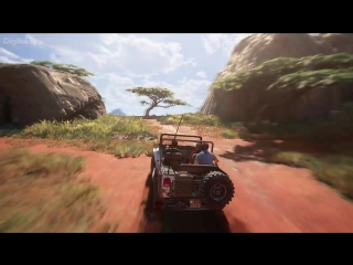 Uncharted 4: A Thief's End - 18 минут геймплея