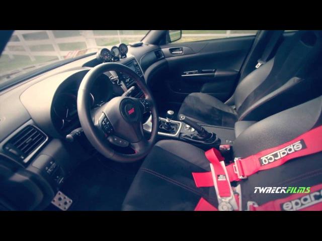 Tom's Subaru WRX STI TWreck Films
