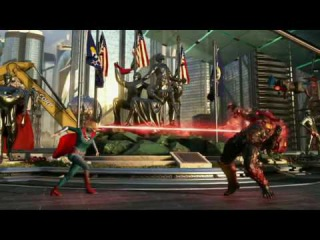 Injustice 2:  Gameplay Reveal Trailer