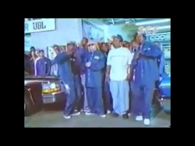 Niggaz Off The Street - Another Front Back [HQ]